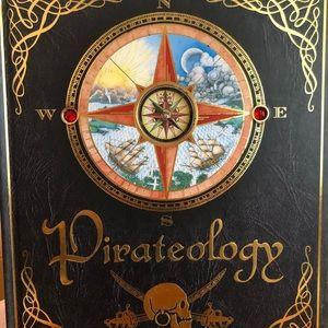 Pirateology book